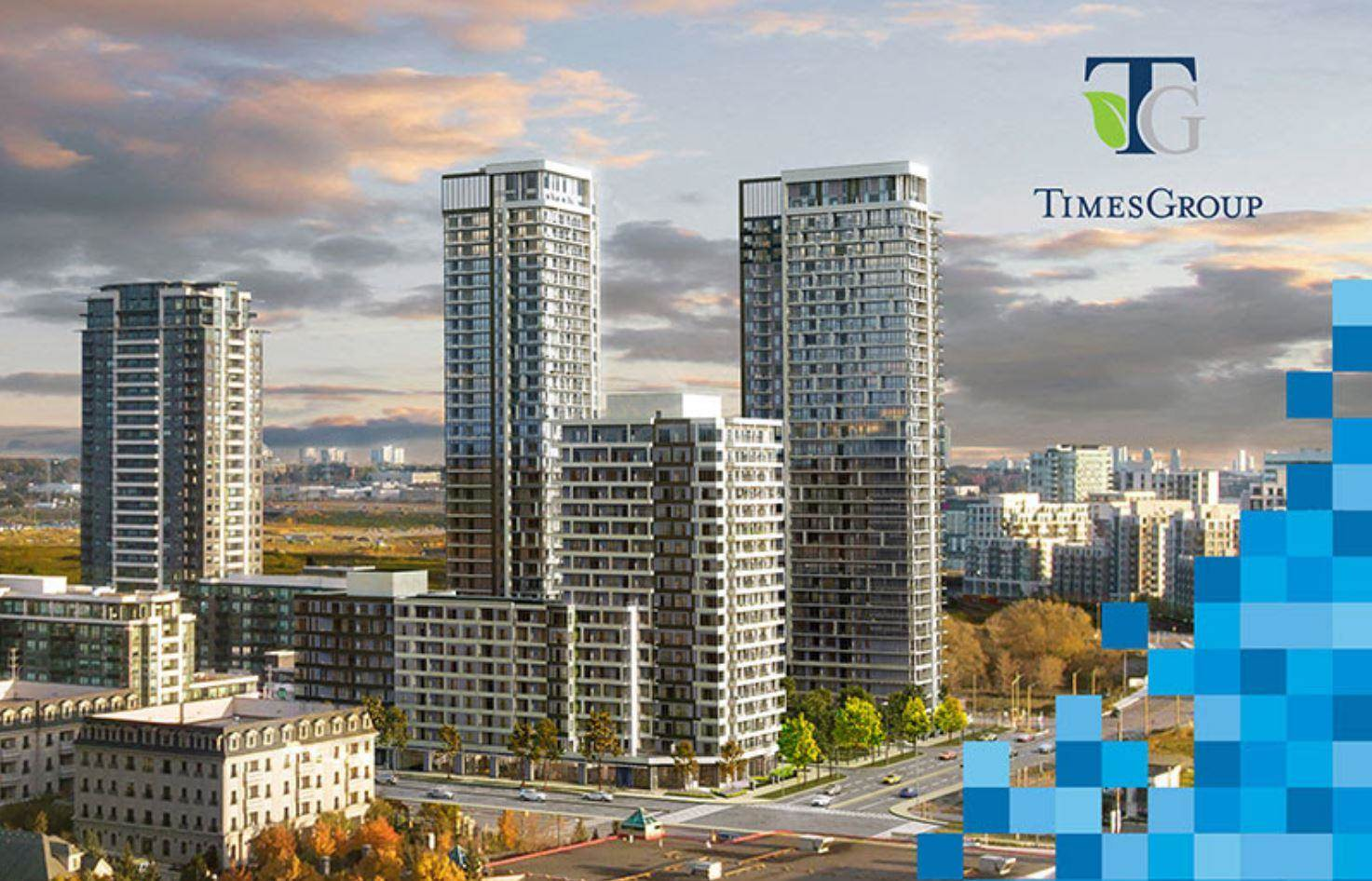 【Uptown Markham第四期】 Riverview Condos-Warden Ave / Hwy 7